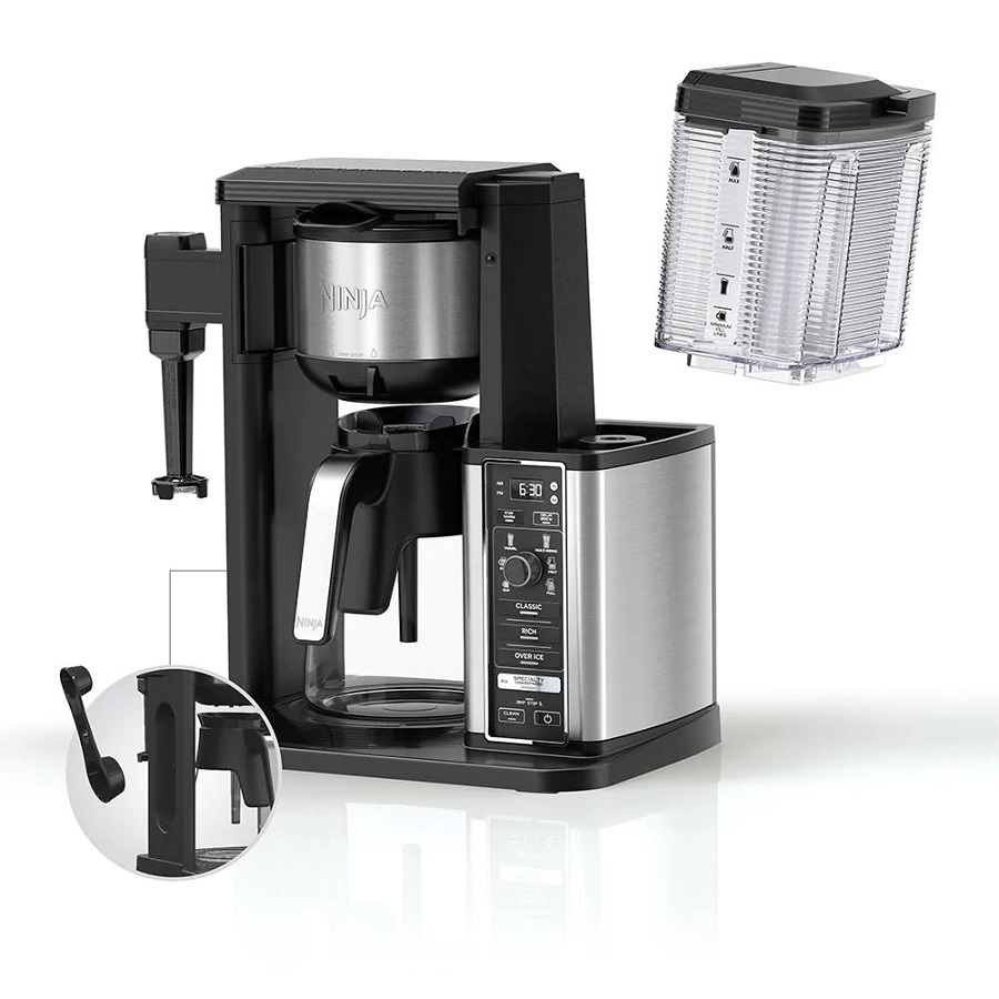 The Ninja Specialty Coffee Maker (AKA CM-401) Review